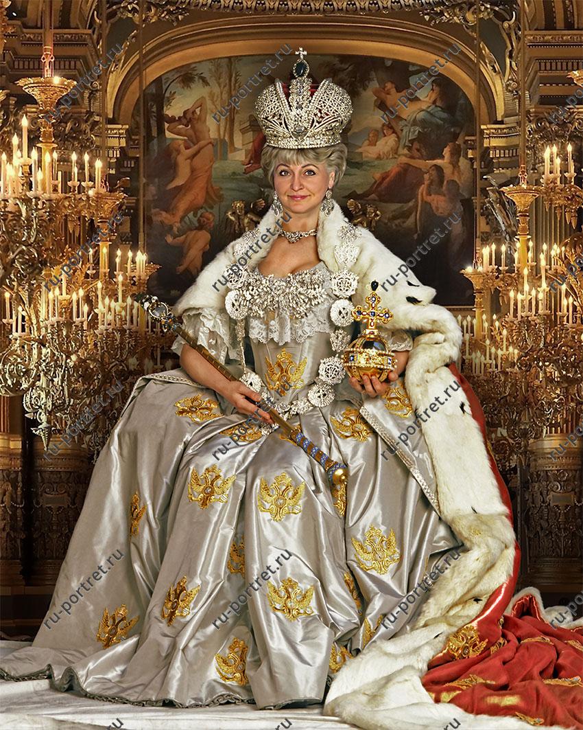 Картинки императрицы прикольные